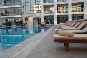 Albatros Spa & Resort Hotel, Rezorty  Hersonissos - big - 57