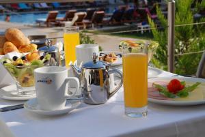 Albatros Spa & Resort Hotel, Rezorty  Hersonissos - big - 28