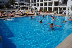 Albatros Spa & Resort Hotel, Rezorty  Hersonissos - big - 61