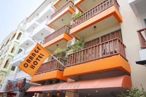 Orange Hotel - Ban Patong