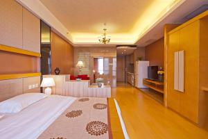 Beijing Xinxiang Yayuan Apartment (Sanlitun), Apartmány  Peking - big - 7