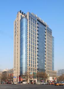 Beijing Xinxiang Yayuan Apartment (Sanlitun), Apartmány  Peking - big - 20