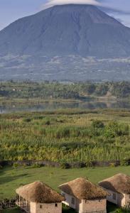 Lake Chahafi Resort, Luxury tents  Kisoro - big - 57