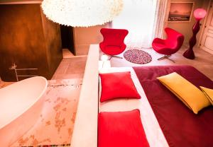 Domaine de Biar, Bed and breakfasts  Montpellier - big - 92