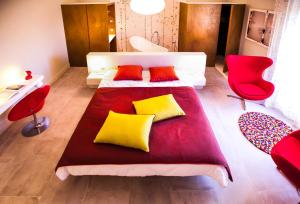 Domaine de Biar, Bed and breakfasts  Montpellier - big - 28