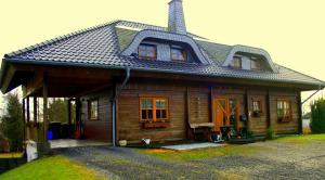 Ferien bei Freunden im Holzhaus - Monschau