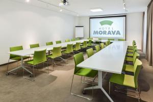 Hotel Morava, Szállodák  Otrokovice - big - 22