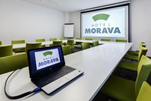 Hotel Morava, Szállodák  Otrokovice - big - 21