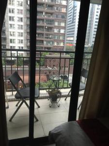 Meiru Apartment Hotel Guangzhou Bolin Apartment, Appartamenti  Canton - big - 6