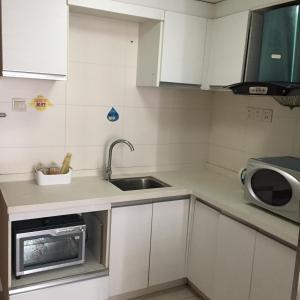Meiru Apartment Hotel Guangzhou Bolin Apartment, Appartamenti  Canton - big - 15