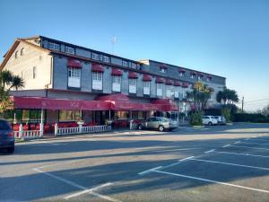 Hotel Restaurante America - Parada