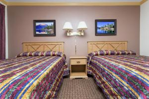 National 9 Inn - Placerville, Hotely  Placerville - big - 63