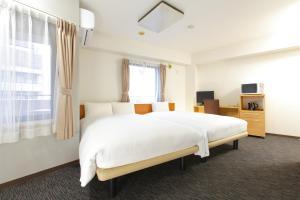 HOTEL MYSTAYS Kameido, Szállodák  Tokió - big - 17