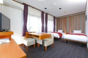 HOTEL MYSTAYS Kameido, Szállodák  Tokió - big - 15