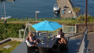 Wild Air Guest House, Bed & Breakfasts  Mevagissey - big - 16