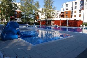 Apartament Turkusowy Polanki Kołobrzeg