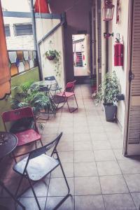 Bonarda Bon Hostel, Hostely  Rosario - big - 41