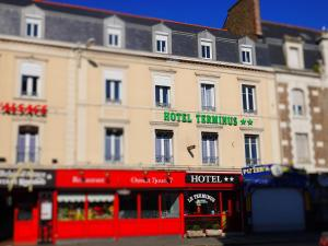 emblème de l'établissement Hotel Terminus