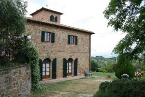 Villa Il Poggiarone, Villas  Montepulciano - big - 20
