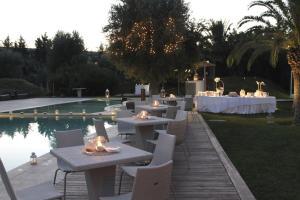 Hotel Terranobile Metaresort, Hotely  Bari - big - 25