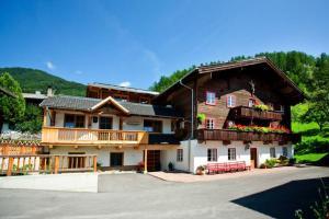 Apartmán Appartements Birnbaumer Matrei in Osttirol Rakousko