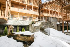 Mirtillo Blu Family Apartment - Alagna Valsesia