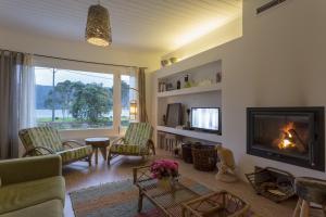 Lake View House, Vidiecke domy  Sete Cidades - big - 15