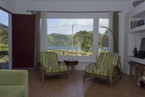 Lake View House, Vidiecke domy  Sete Cidades - big - 14