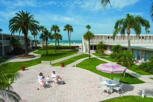 Sandcastle Resort at Lido Beach, Resorts  Sarasota - big - 22