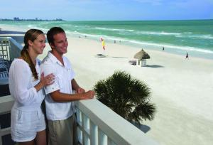 Sandcastle Resort at Lido Beach, Resorts  Sarasota - big - 13