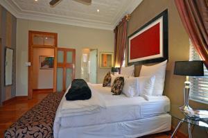 Saffron Guest House, Penziony  Johannesburg - big - 13