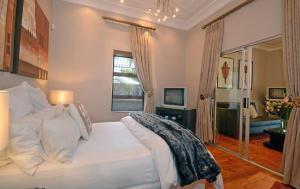 Saffron Guest House, Penziony  Johannesburg - big - 44