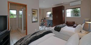 Saffron Guest House, Penziony  Johannesburg - big - 39