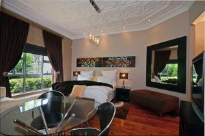 Saffron Guest House, Penziony  Johannesburg - big - 52