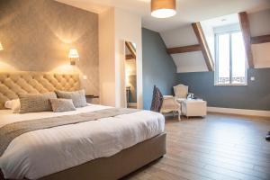Location gîte, chambres d'hotes Auberge du Moulin à Vent, The Originals Relais (Relais du Silence) dans le département Eure et Loir 28