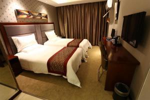 Albergues - Starway Hotel Jiujiang Xunyang