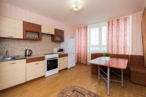 Apartment Ulitsa Volzhskaya Naberezhnaya 23 - Sitnikovo