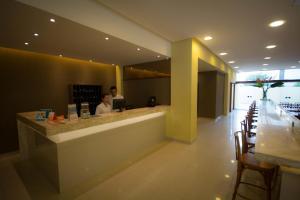 Vela Branca Praia Hotel, Szállodák  Recife - big - 32