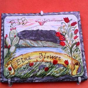 B&b Etna Flower - AbcAlberghi.com