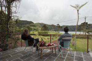 Lake View House, Vidiecke domy  Sete Cidades - big - 16