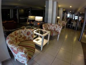 Hotel Platino Termas All Inclusive, Hotely  Termas de Río Hondo - big - 16