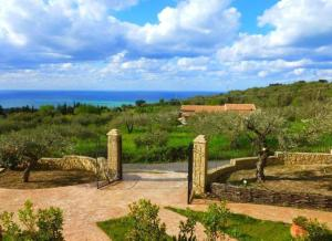 Villa Cattleya, Dovolenkové domy  Campofelice di Roccella - big - 42