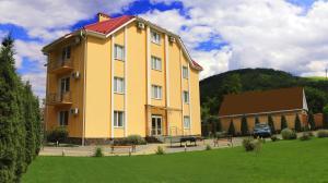 Отель Закарпатский Оазис, Карпаты