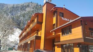 Апарт-отель Tugra Hotel, Узунгель