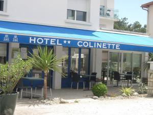 Location gîte, chambres d'hotes Hotel Colinette dans le département Charente maritime 17