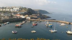Wild Air Guest House, Bed & Breakfast  Mevagissey - big - 25