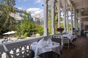 Romantik Hotel Schweizerhof, Hotels  Flims - big - 40