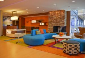 Fairfield Inn & Suites by Marriott Canton South, Hotel  Canton - big - 25