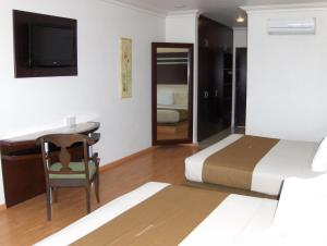 Hotel Dubrovnik, Hotely  Mérida - big - 27