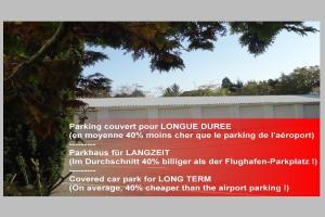 Hôtel Restaurant Tivoli - Basel Airport.  Foto 19